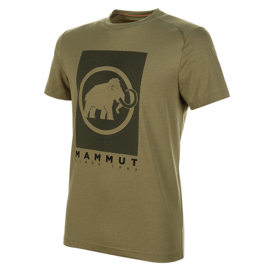 Pánské tričko Trovat T-Shirt Men, Mammut