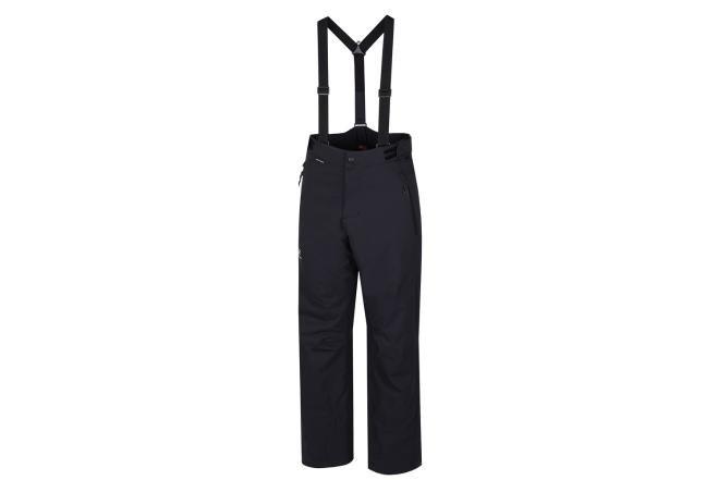 Černé pánské lyžařské kalhoty STIG, Hannah - velikost XL