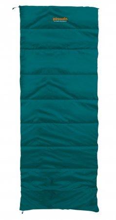 Letní dekový spacák s pravým zipem TRAVEL, Pinguin - délka 190 cm