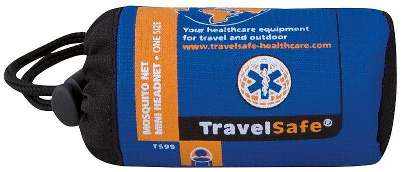 Moskytiéra Mini Headnet, TravelSafe