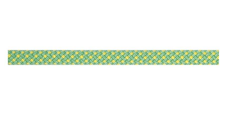 Zelené lano Stinger Unicore, Beal - délka 60 m a tloušťka 9,4 mm