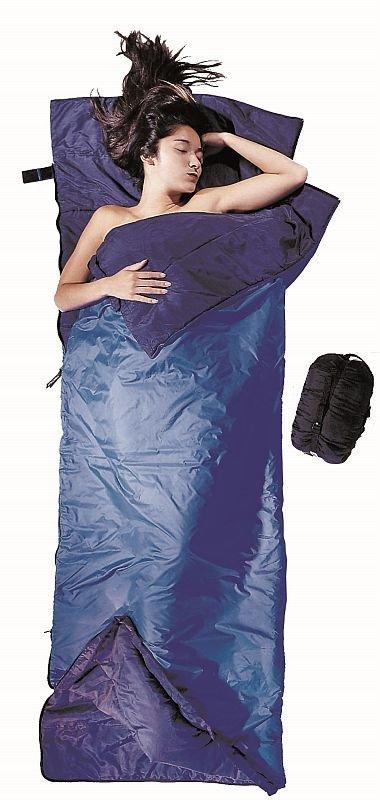Letní dekový spacák Tropic traveler, Cocoon - délka 200 cm