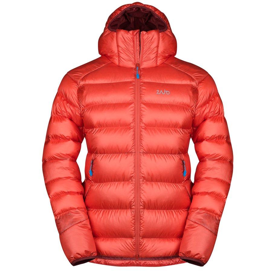 Péřová zimní pánská bunda Moritz Jkt, Zajo - velikost L