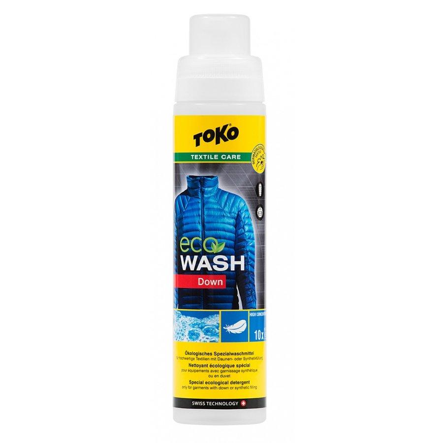 Prací prostředek na péří Eco Down Wash, Toko - objem 250 ml